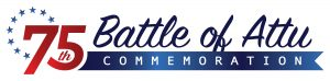 Battle of Attu 75th Logo
